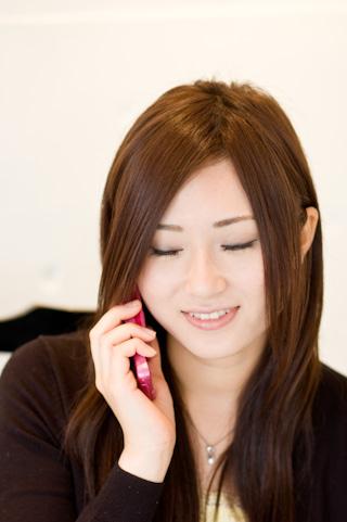 ハウスクリーニング電話